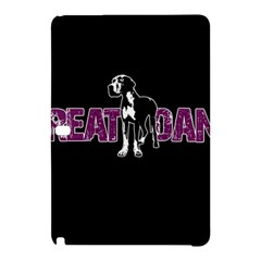 Great Dane Samsung Galaxy Tab Pro 12 2 Hardshell Case by Valentinaart