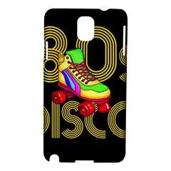 Roller Skater 80s Samsung Galaxy Note 3 N9005 Hardshell Case by Valentinaart