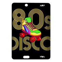 Roller Skater 80s Amazon Kindle Fire Hd (2013) Hardshell Case by Valentinaart