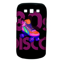 Roller Skater 80s Samsung Galaxy S Iii Classic Hardshell Case (pc+silicone) by Valentinaart