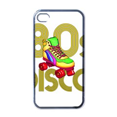 Roller Skater 80s Apple Iphone 4 Case (black) by Valentinaart