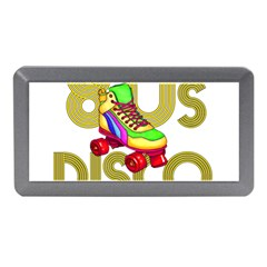 Roller Skater 80s Memory Card Reader (mini) by Valentinaart