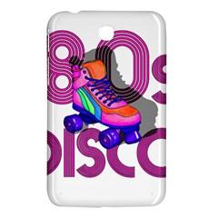 Roller Skater 80s Samsung Galaxy Tab 3 (7 ) P3200 Hardshell Case  by Valentinaart