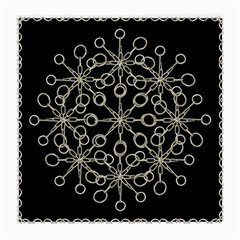 Ornate Chained Atrwork Medium Glasses Cloth by dflcprints
