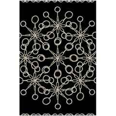 Ornate Chained Atrwork 5 5  X 8 5  Notebooks by dflcprints
