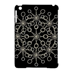 Ornate Chained Atrwork Apple Ipad Mini Hardshell Case (compatible With Smart Cover) by dflcprints