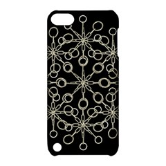 Ornate Chained Atrwork Apple Ipod Touch 5 Hardshell Case With Stand by dflcprints