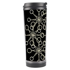 Ornate Chained Atrwork Travel Tumbler by dflcprints