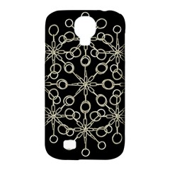 Ornate Chained Atrwork Samsung Galaxy S4 Classic Hardshell Case (pc+silicone) by dflcprints