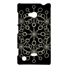 Ornate Chained Atrwork Nokia Lumia 720 by dflcprints