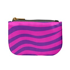 Cheshire Stripes Coin Change Purse