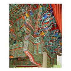 Traditional Korean Painted Paterns Shower Curtain 60  X 72  (medium)  by Onesevenart