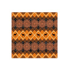 Traditiona  Patterns And African Patterns Satin Bandana Scarf by Onesevenart