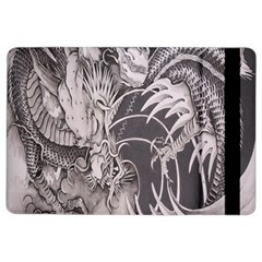 Chinese Dragon Tattoo Ipad Air 2 Flip by Onesevenart