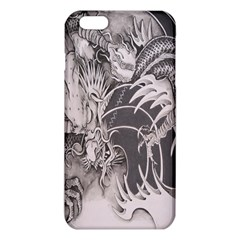 Chinese Dragon Tattoo Iphone 6 Plus/6s Plus Tpu Case by Onesevenart