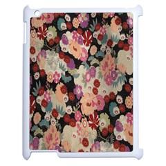 Japanese Ethnic Pattern Apple Ipad 2 Case (white) by Onesevenart