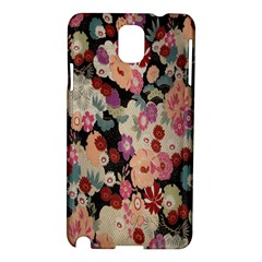 Japanese Ethnic Pattern Samsung Galaxy Note 3 N9005 Hardshell Case by Onesevenart