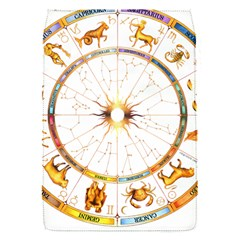 Zodiac  Institute Of Vedic Astrology Flap Covers (s)  by Onesevenart