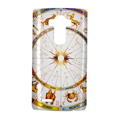 Zodiac  Institute Of Vedic Astrology Lg G4 Hardshell Case by Onesevenart