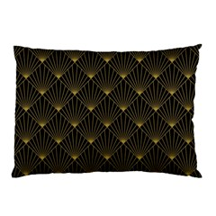 Abstract Stripes Pattern Pillow Case (two Sides) by Onesevenart