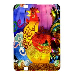 Chinese Zodiac Signs Kindle Fire Hd 8 9  by Onesevenart