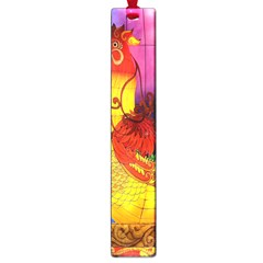 Chinese Zodiac Signs Large Book Marks by Onesevenart
