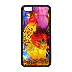 Chinese Zodiac Signs Apple Iphone 5c Seamless Case (black) by Onesevenart