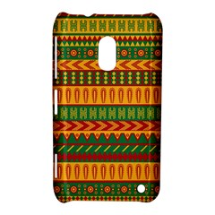 Mexican Pattern Nokia Lumia 620 by Onesevenart