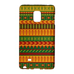 Mexican Pattern Galaxy Note Edge by Onesevenart