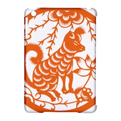 Chinese Zodiac Dog Apple Ipad Mini Hardshell Case (compatible With Smart Cover) by Onesevenart