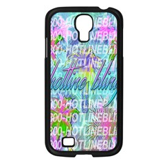 Drake 1 800 Hotline Bling Samsung Galaxy S4 I9500/ I9505 Case (black) by Onesevenart