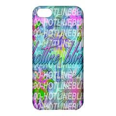 Drake 1 800 Hotline Bling Apple Iphone 5c Hardshell Case by Onesevenart