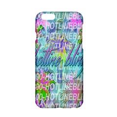 Drake 1 800 Hotline Bling Apple Iphone 6/6s Hardshell Case by Onesevenart