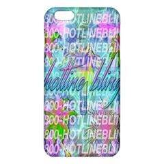 Drake 1 800 Hotline Bling Iphone 6 Plus/6s Plus Tpu Case by Onesevenart