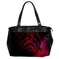 Bassnectar Galaxy Nebula Office Handbags by Onesevenart