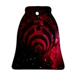 Bassnectar Galaxy Nebula Bell Ornament (Two Sides)