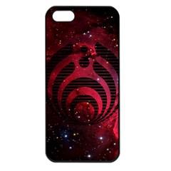 Bassnectar Galaxy Nebula Apple Iphone 5 Seamless Case (black) by Onesevenart
