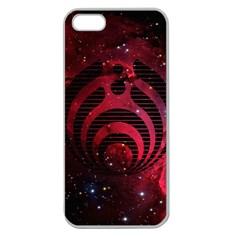 Bassnectar Galaxy Nebula Apple Seamless Iphone 5 Case (clear) by Onesevenart