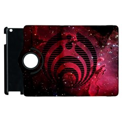 Bassnectar Galaxy Nebula Apple Ipad 2 Flip 360 Case by Onesevenart