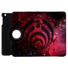 Bassnectar Galaxy Nebula Apple Ipad Mini Flip 360 Case by Onesevenart