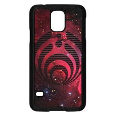 Bassnectar Galaxy Nebula Samsung Galaxy S5 Case (black) by Onesevenart