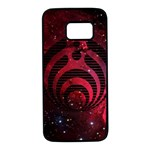 Bassnectar Galaxy Nebula Samsung Galaxy S7 Black Seamless Case