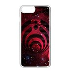 Bassnectar Galaxy Nebula Apple iPhone 7 Plus White Seamless Case