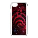 Bassnectar Galaxy Nebula Apple iPhone 7 Seamless Case (White)