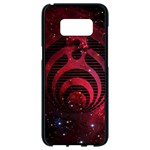 Bassnectar Galaxy Nebula Samsung Galaxy S8 Black Seamless Case
