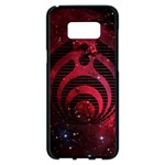 Bassnectar Galaxy Nebula Samsung Galaxy S8 Plus Black Seamless Case