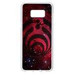 Bassnectar Galaxy Nebula Samsung Galaxy S8 Plus White Seamless Case