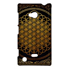 Bring Me The Horizon Cover Album Gold Nokia Lumia 720 by Onesevenart