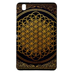 Bring Me The Horizon Cover Album Gold Samsung Galaxy Tab Pro 8 4 Hardshell Case by Onesevenart