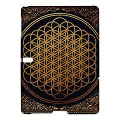Bring Me The Horizon Cover Album Gold Samsung Galaxy Tab S (10 5 ) Hardshell Case  by Onesevenart